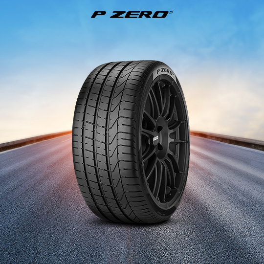 PZERO tire for Ford Taurus
