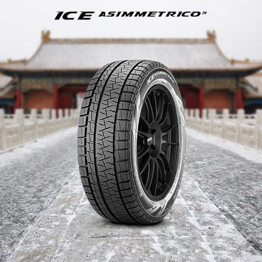 自動車タイヤ WINTER ICE ASIMMETRICO