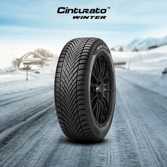 CINTURATO WINTER tyre for KIA Rio