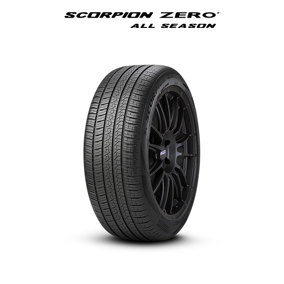 SCORPION ZERO ALL SEASON car tyre