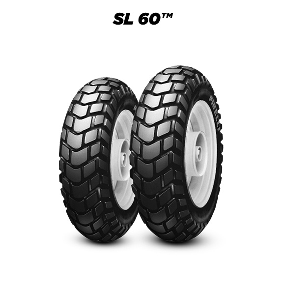 SL 60 tyre for APRILIA Rally 50 MD; MD 01 motorbike