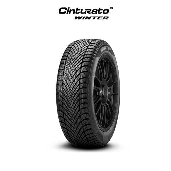 CINTURATO WINTER tyre for PEUGEOT 107