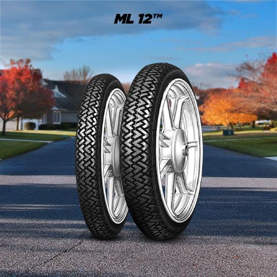Neumático ML 12 para moto de scooter