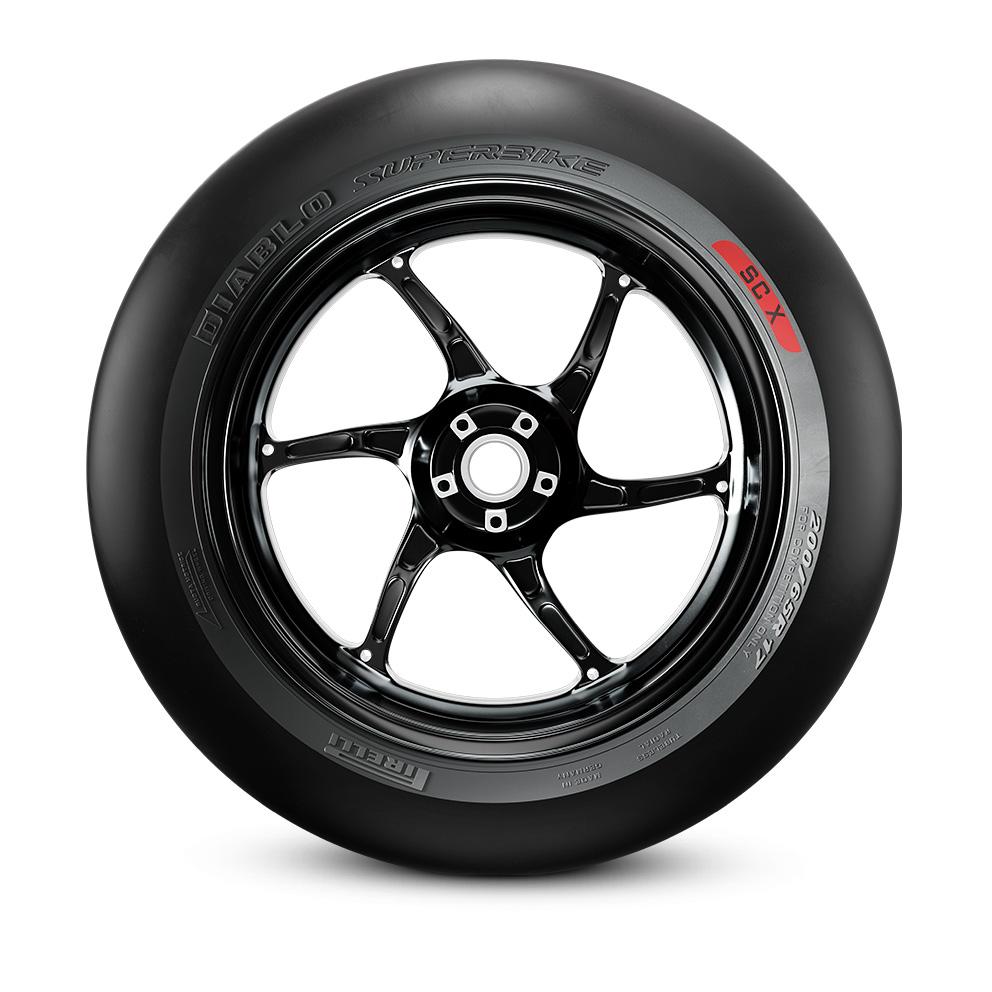 Pneu moto Pirelli DIABLO™ SUPERBIKE