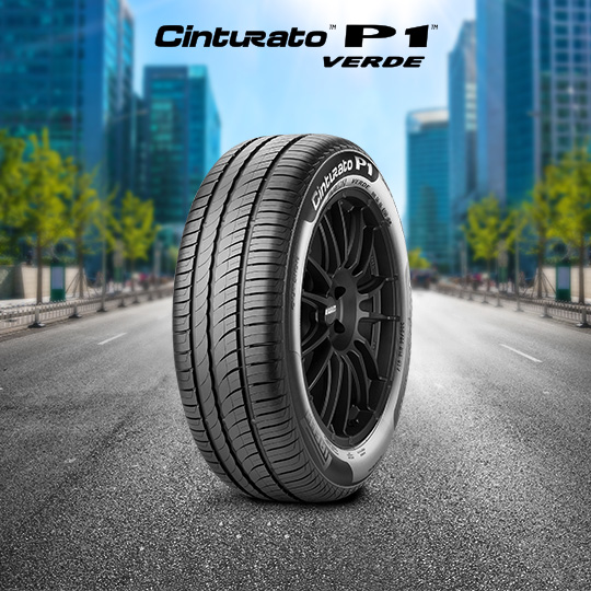 CINTURATO P1 tyre for AUDI A3