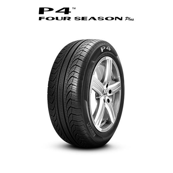 Neumático P4 FOUR SEASONS PLUS para auto
