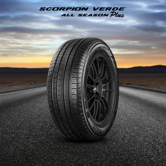 SCORPION VERDE ALL SEASON PLUS car tire