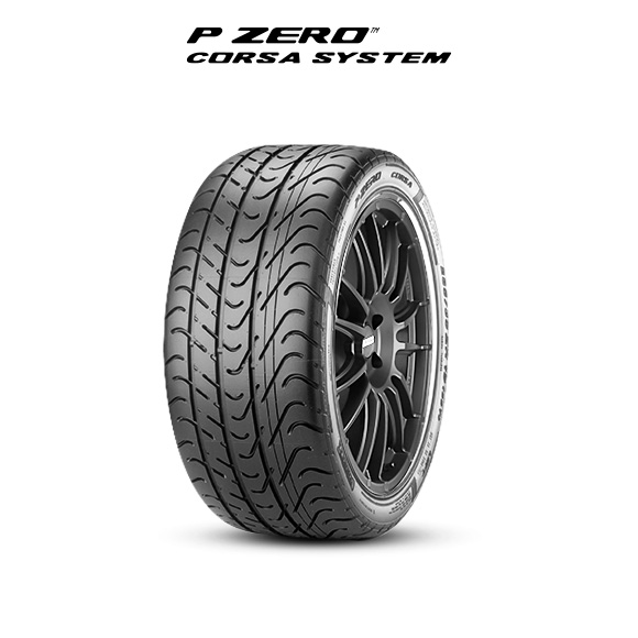 PZERO CORSA SYSTEM 295/30 r18 Tyre