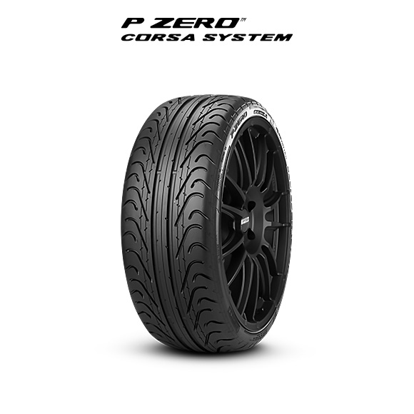 PZERO CORSA SYSTEM tyre for PEUGEOT 308