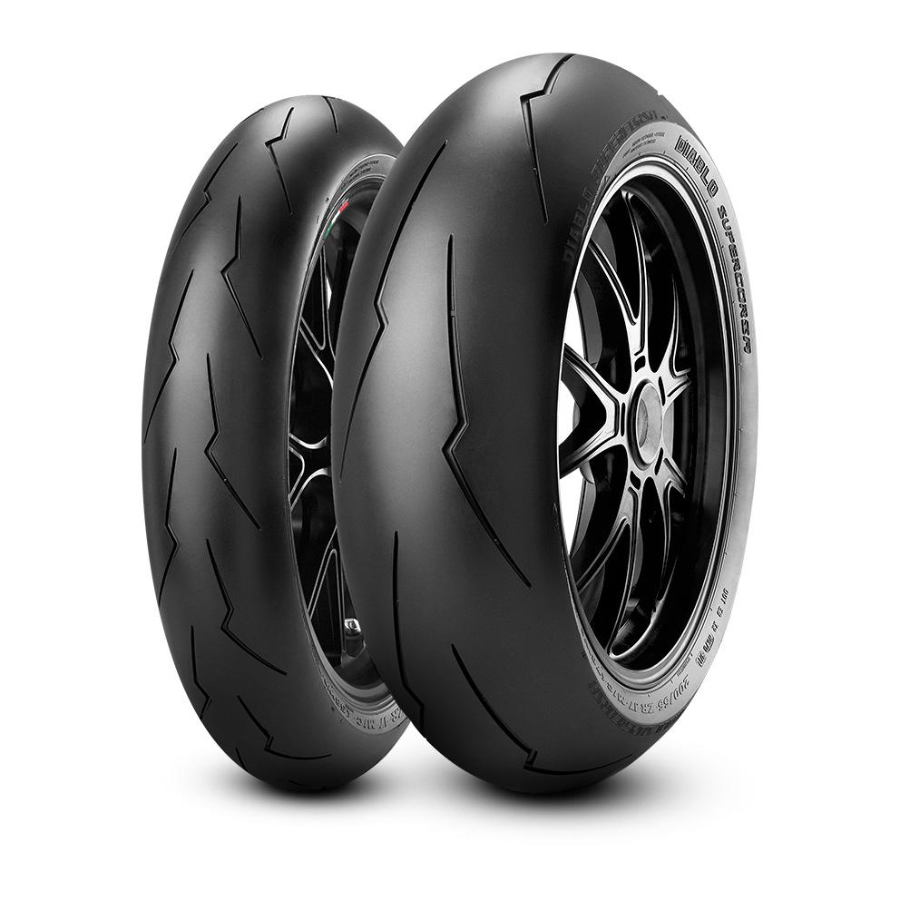 倍耐力DIABLO™ SUPERCORSA SC摩托车轮胎