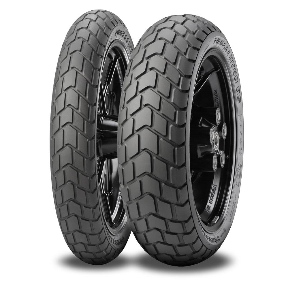 Pirelli MT 60™ RS motorbike tire