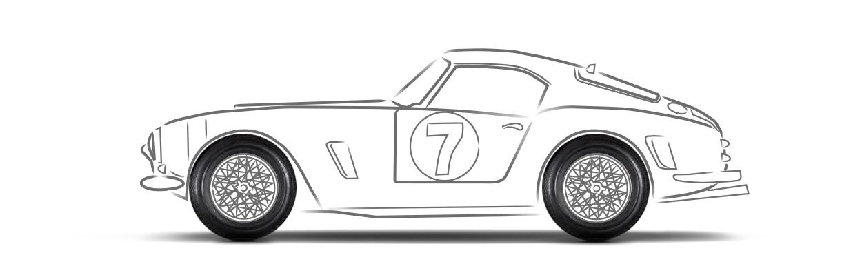 Ferrari 1960 - 1970