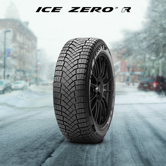 WINTER ICE ZERO FR car tire