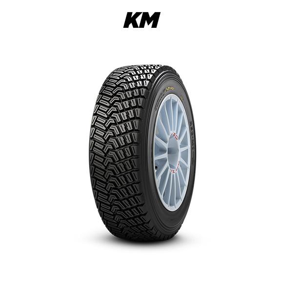 Pneus course automobile de rallye KM
