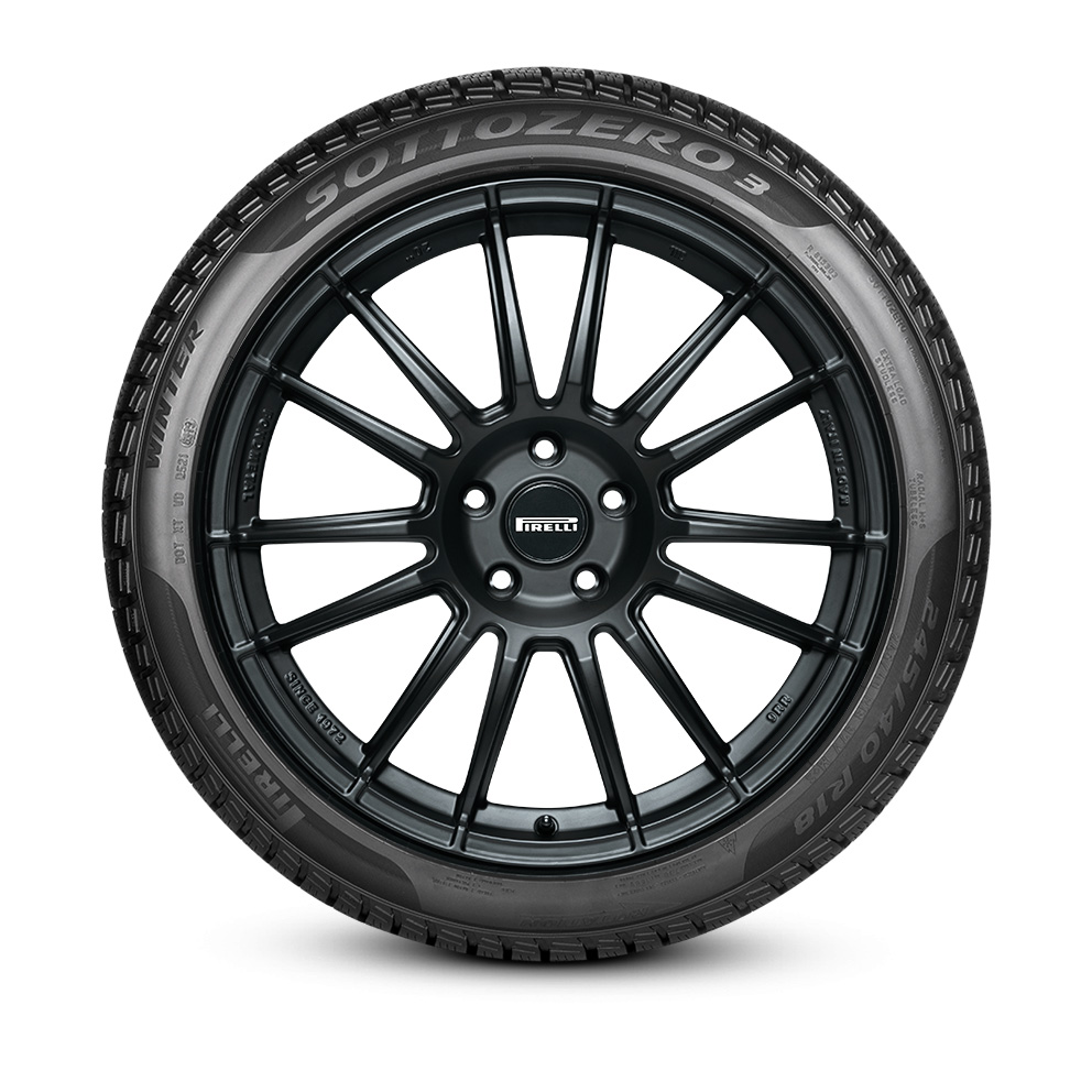 Pirelli WINTER SOTTOZERO™ 3 car tire