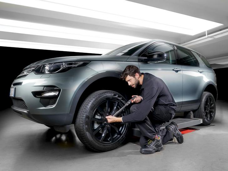 Permutazione dei pneumatici