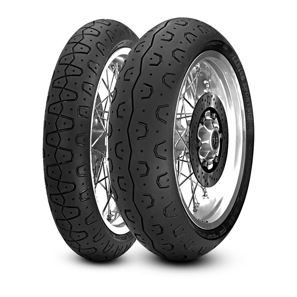 Pirelli PHANTOM™ SPORTSCOMP motorbike tyre