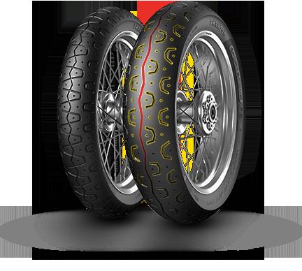 110//80R-18 Pirelli Phantom Sportscomp Front Tire