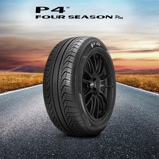 P4 FOUR SEASONS PLUS tire for HONDA CR-V
