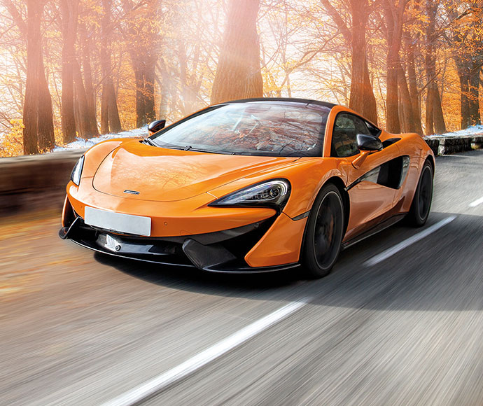 McLaren - Pirelli and McLaren: automotive technology partners from race to road