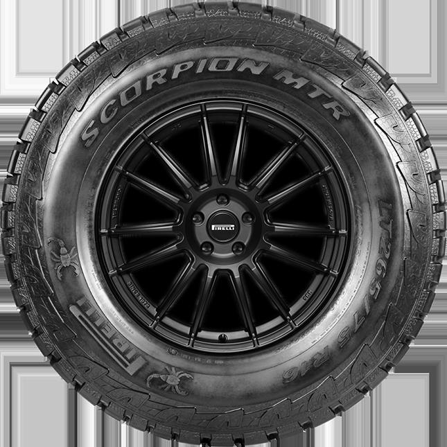 Neumático SCORPION™ MTR para auto