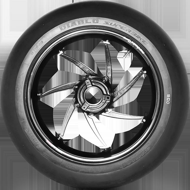 Neumáticos de moto para racing