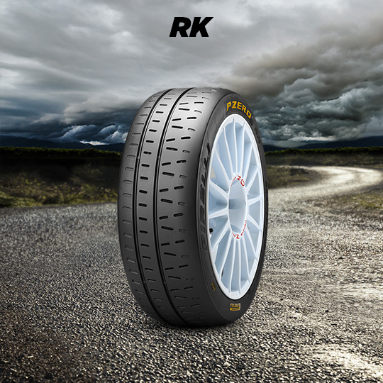 RK motorsport tires for rally