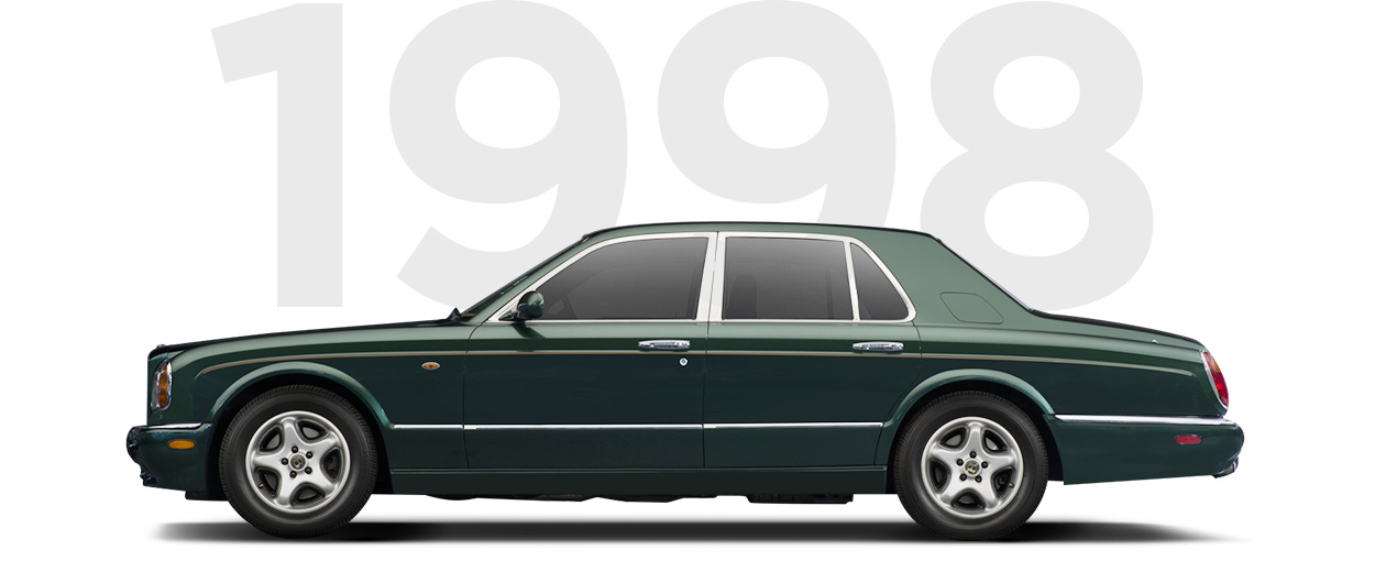 Bentley Arnage 1998