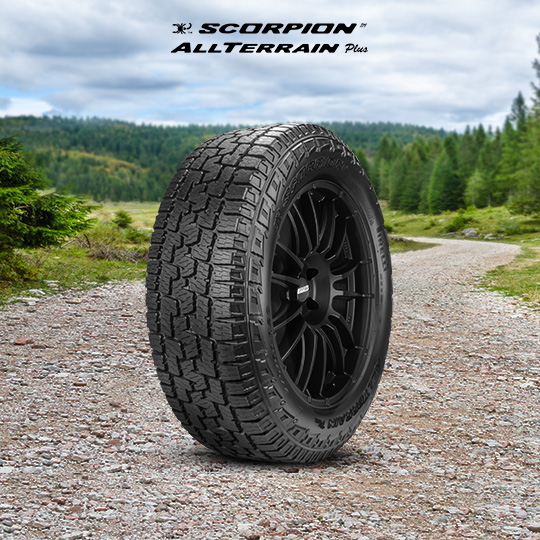 SCORPION ALL TERRAIN PLUS tire for HONDA Accord Crosstour