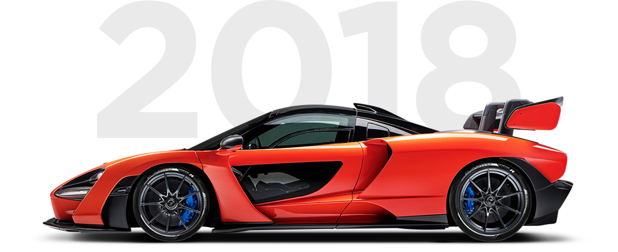 Pirelli & McLaren through history 2018