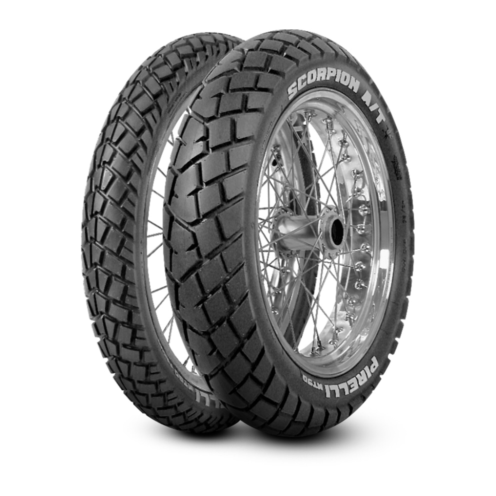 Pirelli SCORPION™ MT 90/AT motorbike tyre