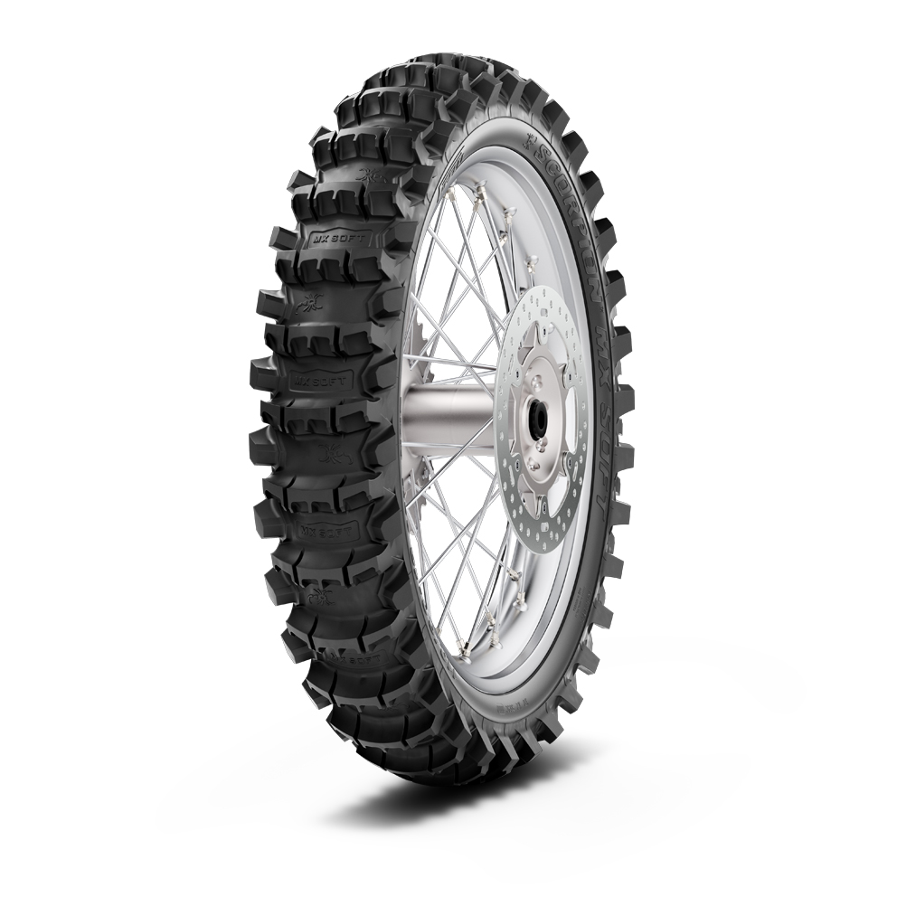 Pneu moto Pirelli SCORPION™ MX SOFT