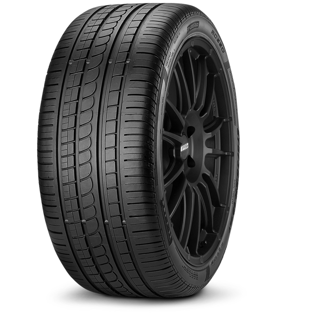 P ZERO ROSSO™ car tyre