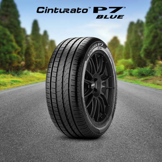 CINTURATO P7 BLUE tyre for PEUGEOT 307