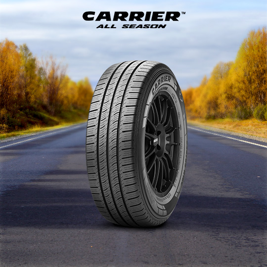 Neumático CARRIER ALL SEASON 195/75 r16c