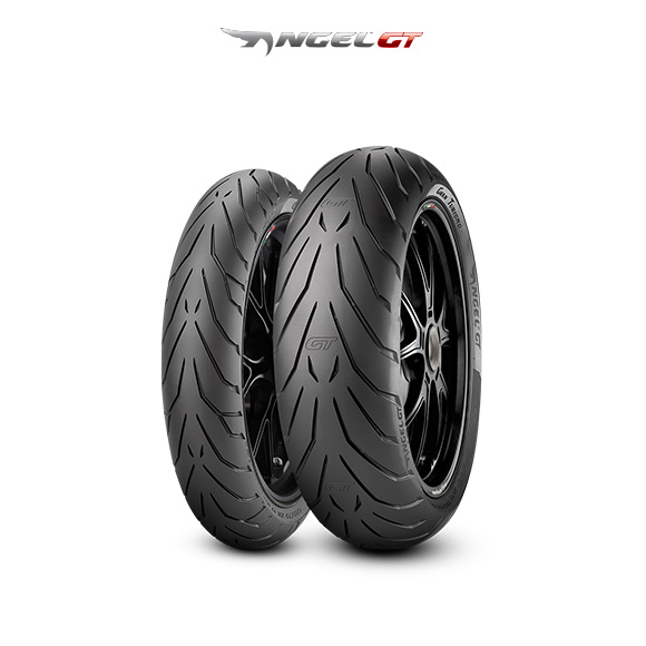 ANGEL GT tyre for YAMAHA MT-09; Street Rally; Sport Tracker  (> 2013) motorbike