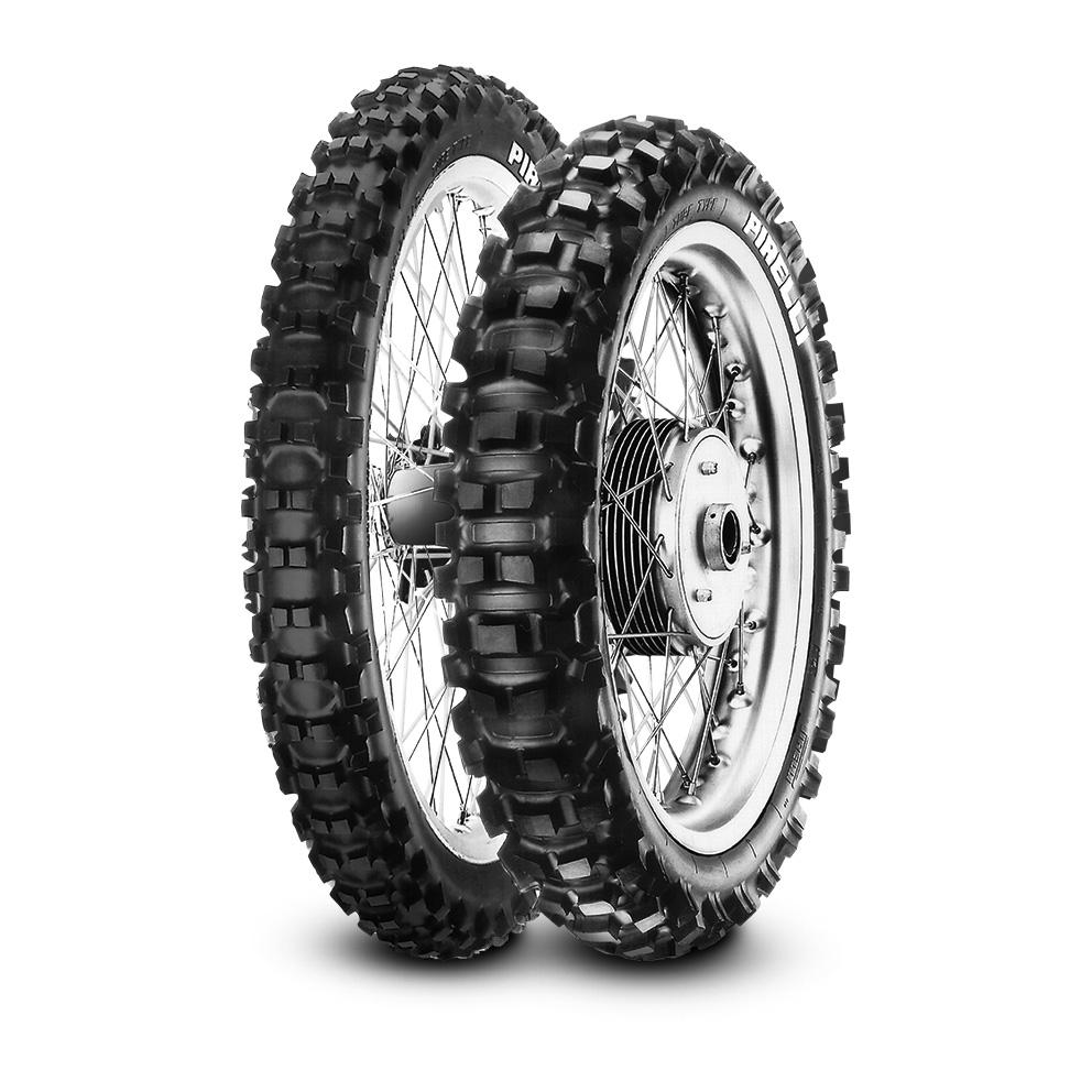 Pirelli SCORPION™ XC MID HARD motorbike tyre