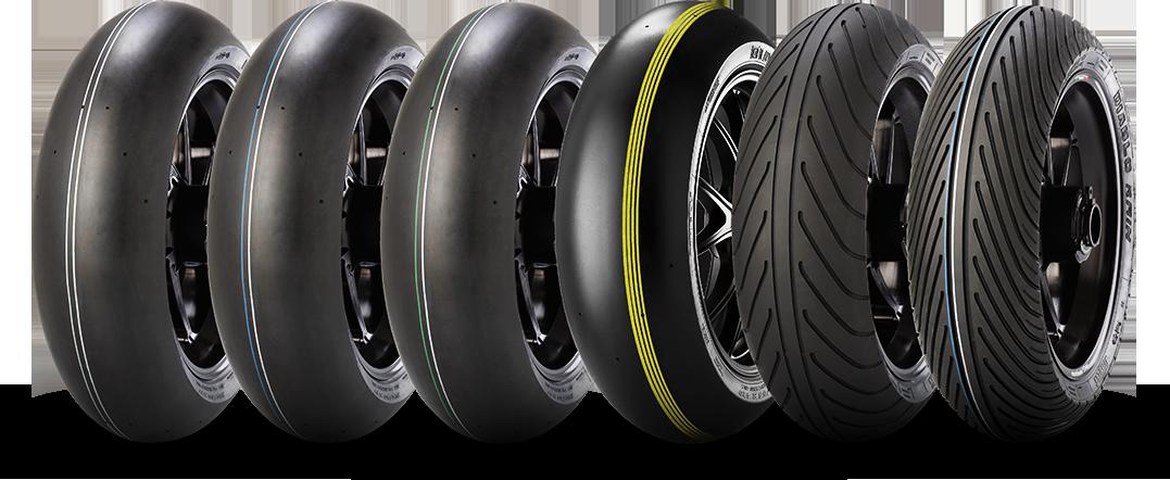 Neumáticos para Superbike