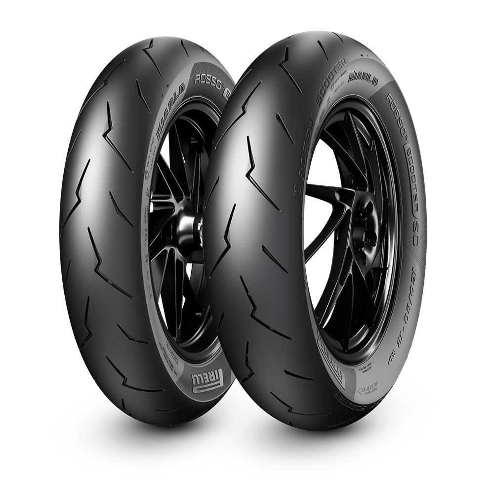 Pneumatico moto Pirelli DIABLO™ ROSSO SCOOTER SC
