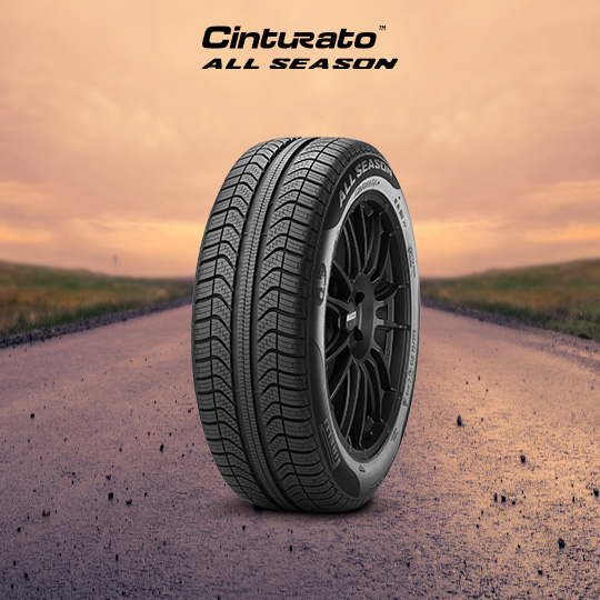 CINTURATO ALL SEASON tyre for AUDI TT