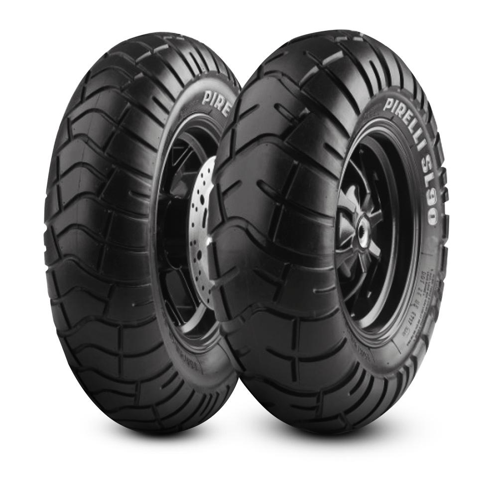 Pirelli SL 90™ motorbike tyre