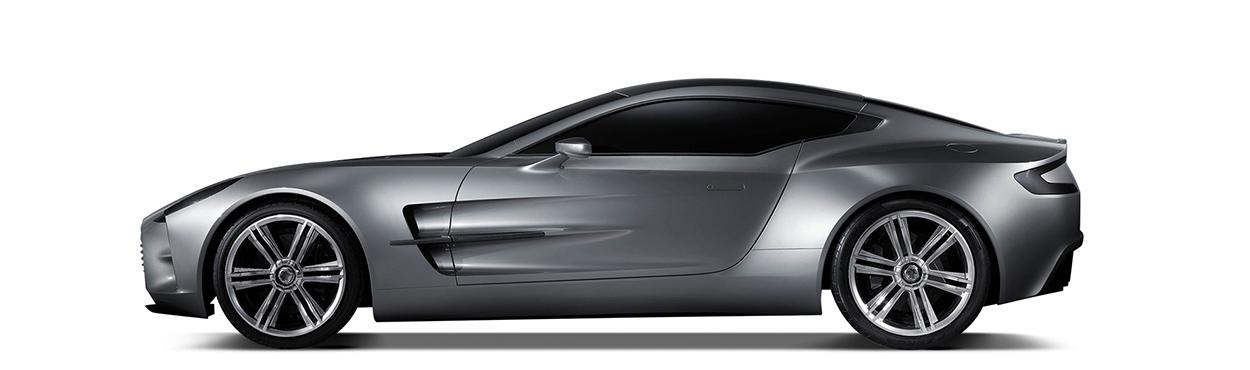 Aston Martin 2008
