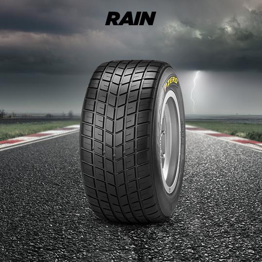 Pneus course automobile de circuit RAIN