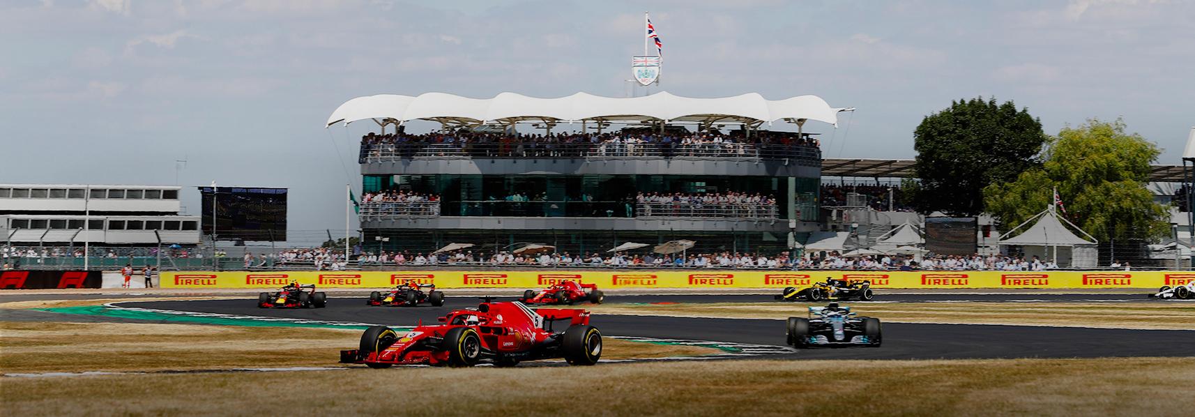 Rolex British Grand Prix