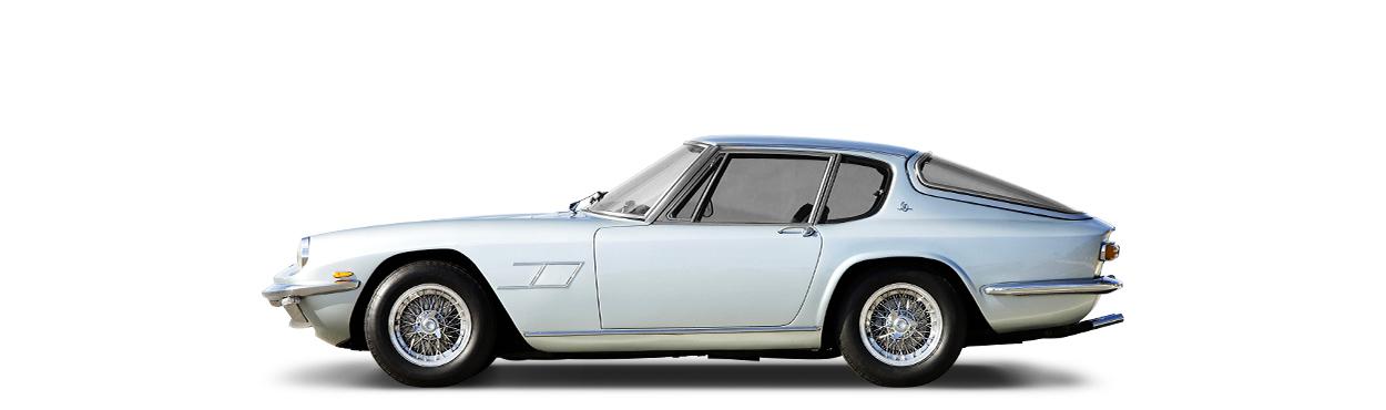 Maserati 1963 - 1969