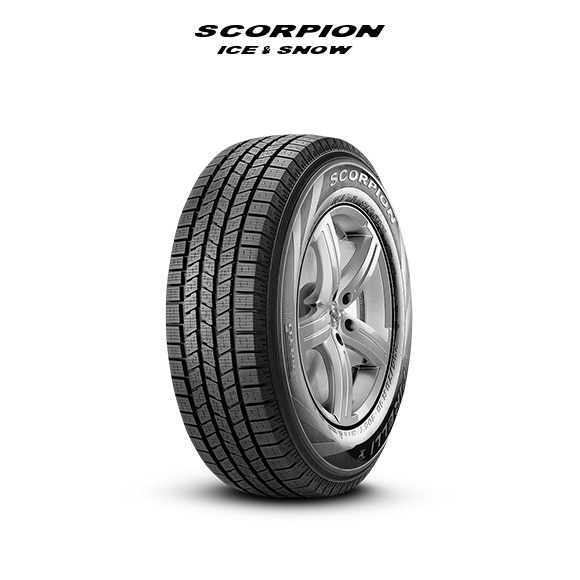 Автомобильные шины SCORPION ICE & SNOW