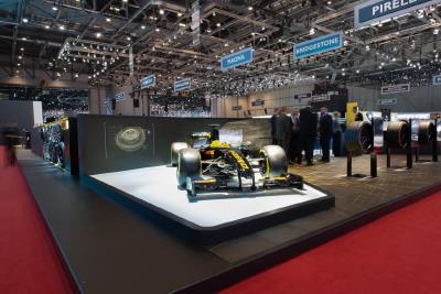 International Automotive Salon Geneva