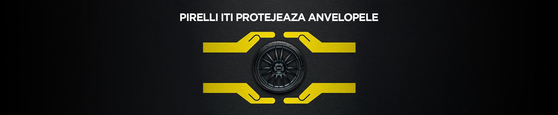 Drum bun! Pirelli iţi protejeazâ anvelopele