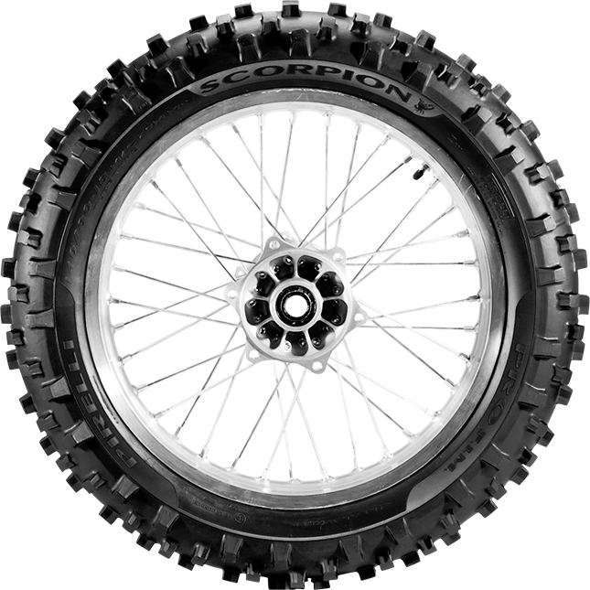 Neumáticos de moto para off road