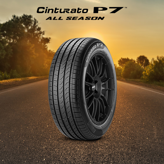 CINTURATO P7 ALL SEASON 275/35 r19 Tyre